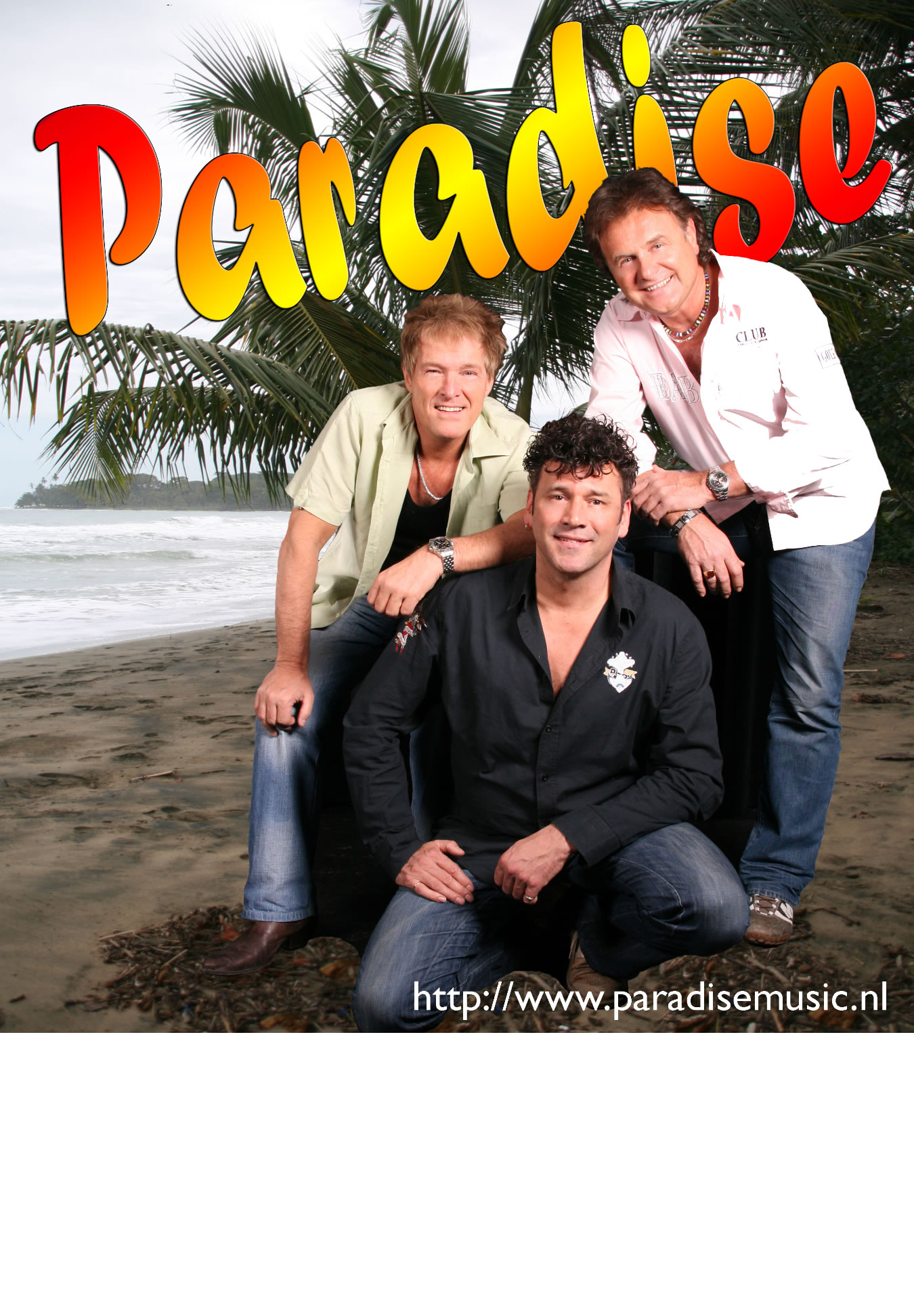 Paradise - Keeps The Music Alive